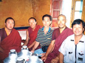 Master TYN And Lamas