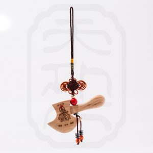 wooden-axe-with-chinese-knot