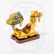 Bejewelled Camel Statue-9771