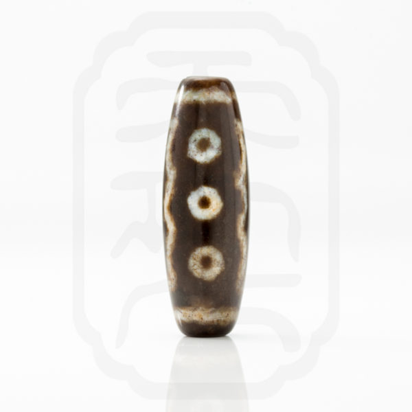 Ancient Dzi Beads-9855