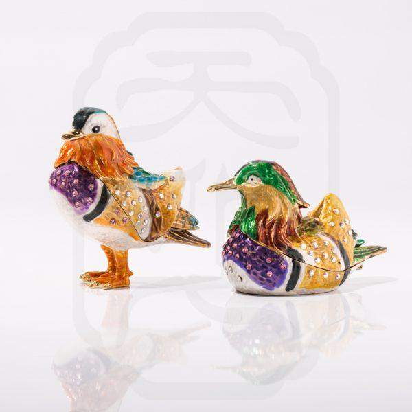 Mandarin Ducks 2-