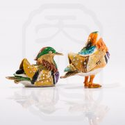 Mandarin Ducks 2--2