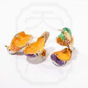 Mandarin Ducks 2-8791